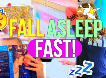 How to Fall Asleep FAST in 40 Seconds