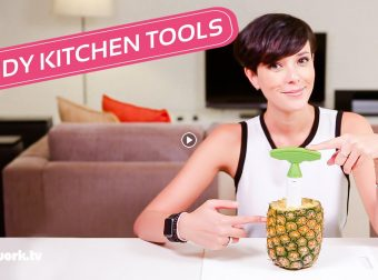 Kitchen tool hacks you can try