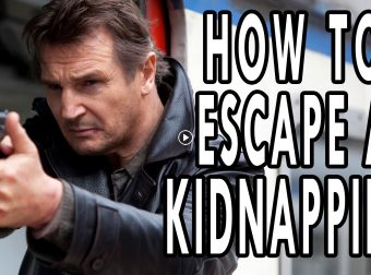 Kidnapping – How to Escape or Avoid?