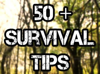 Prepare for your next adventures with these survival tips!